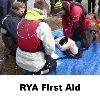 Formation RYA First Aid le 30 avril 2018